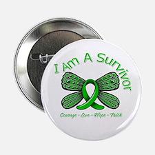 "Spinal Cord Injury I'm A Survivor 2.25"" Button"