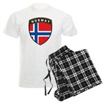 Norway Men's Light Pajamas