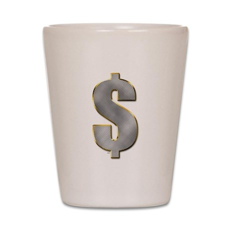 Big Money Shot Glass