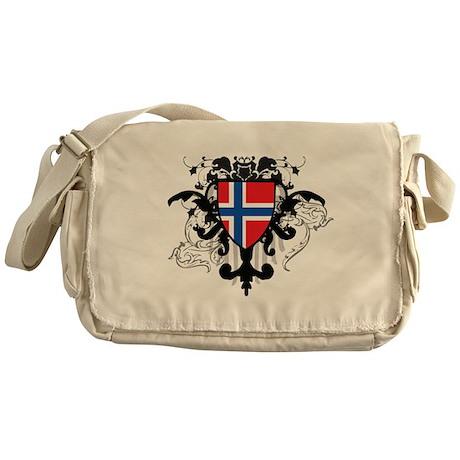 Stylish Norway Messenger Bag