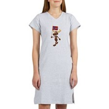 3D Norway Women's Nightshirt