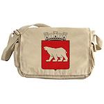 Hammerfest Coat Of Arms Messenger Bag