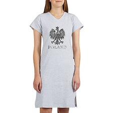 Vintage Poland Women's Nightshirt