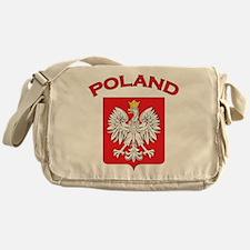 Poland Messenger Bag
