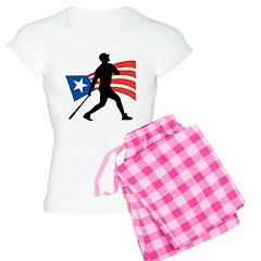 Puerto Rico Baseball Pajamas