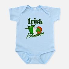 Irish Princess St. Patty's Day Infant Bodysuit