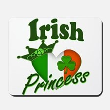 Irish Princess St. Patty's Day Mousepad