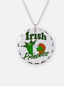 Irish Princess St. Patty's Day Necklace