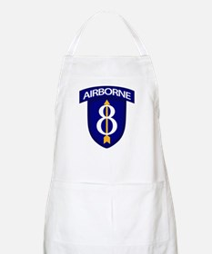 8th Infantry Airborne Apron