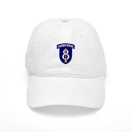 8th Infantry Airborne Cap