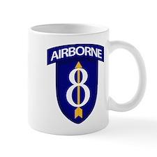 8th Infantry Airborne Mug