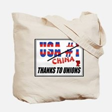 SUPPORT OPEN SHOPS Tote Bag