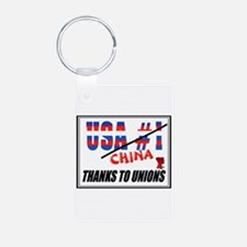 SUPPORT OPEN SHOPS Keychains