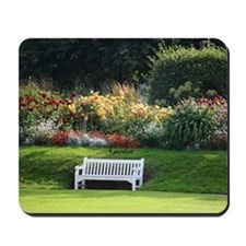Flower Garden Mousepad