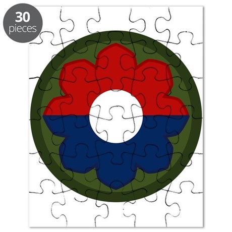 9th Infantry Puzzle