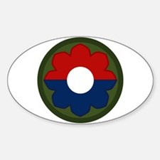9th Infantry Decal