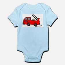 Fire Engine16 Infant Creeper