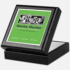 Mentor, Mentee Keepsake Box