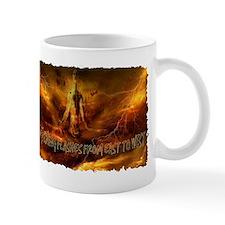 second coming of jesus Mug