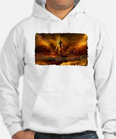 second coming of jesus Jumper Hoody