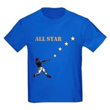 T All Star Baseball