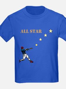 T All Star Baseball