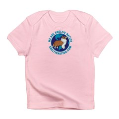 Sheltie Nation Infant T-Shirt