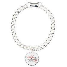 Will & Kate Canadian Tour Bracelet