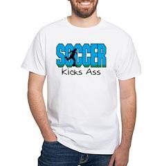 Soccer Kicks Ass Shirt