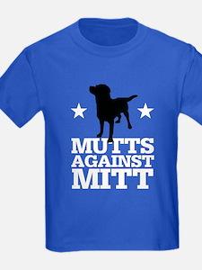 Mutts Against Mitt T