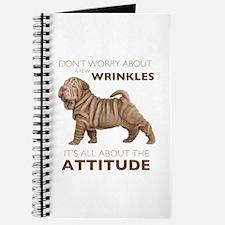 Shar Pei Attitude Journal