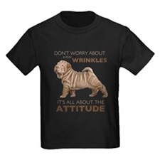 Shar Pei Attitude T