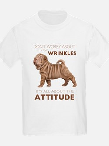 Shar Pei Attitude T-Shirt