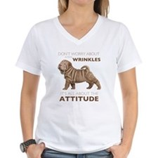 Shar Pei Attitude Shirt