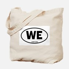 WE Euro Style Oval Tote Bag