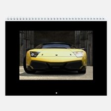 Gran Turismo Pictures Wall Calendar