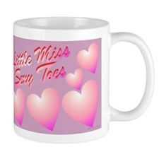 Little Miss Sexy Toes / Mug