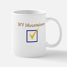 WV Mountaineer Mug