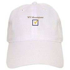 WV Mountaineer Baseball Cap