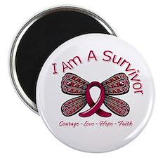 Sickle Cell Anemia Survivor Magnet