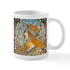 Mucha - La Plume Small Mug