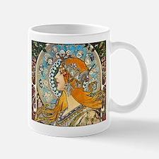 Mucha - La Plume Small Small Mug