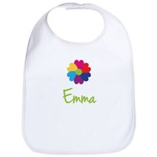 Emma Valentine Flower Bib