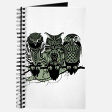 Three Owls Journal