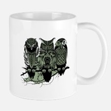 Three Owls Mug
