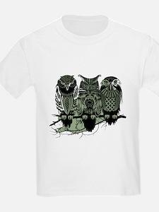 Three Owls T-Shirt