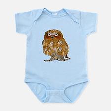 Jewel Owl Infant Bodysuit