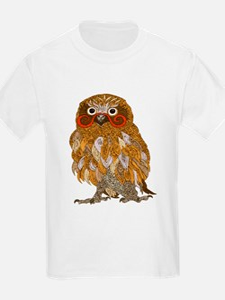 Jewel Owl T-Shirt
