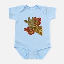Jewel Giraffe Infant Bodysuit