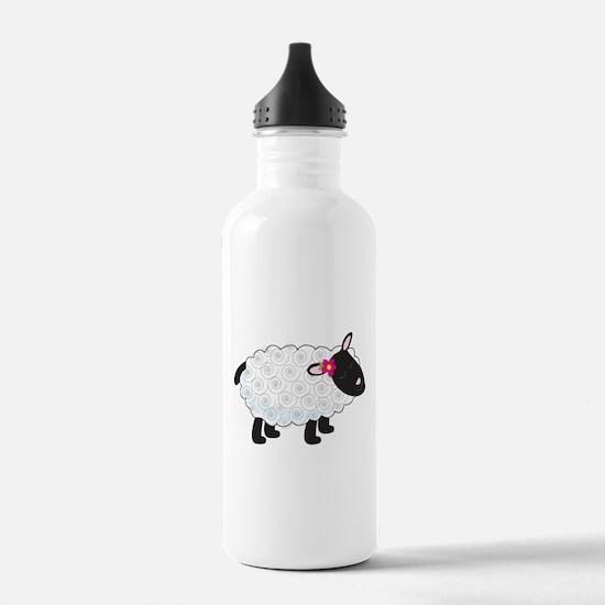 Little Lamb Water Bottle